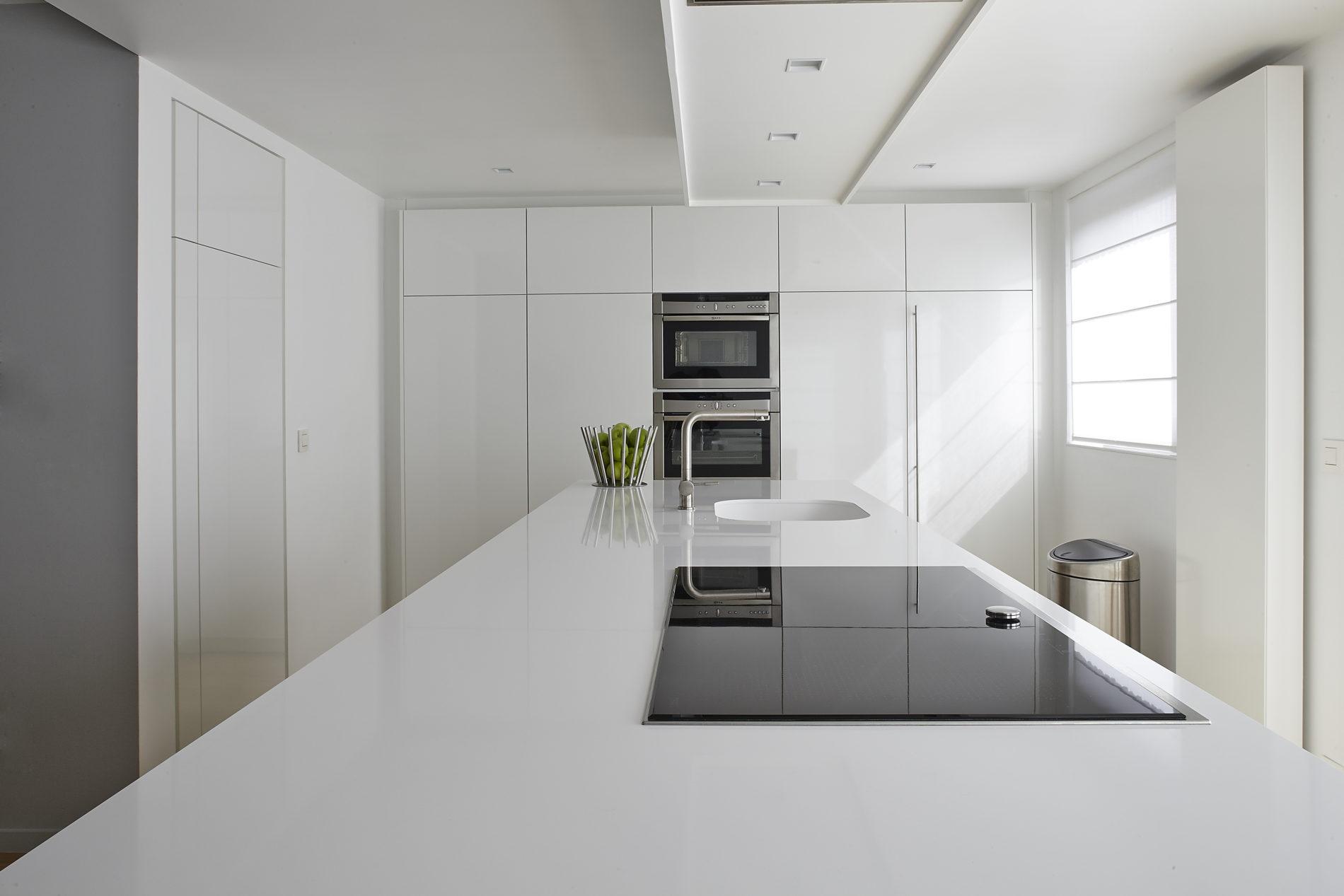 Arcoon architecten interieur renovatie binnenhuis architecten totaalproject interieur keuken